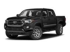 Used 2017 Toyota Tacoma SR5 V6 4x2 SR5 V6  Double Cab 6.1 ft LB in Howell MI