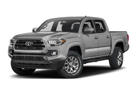2017 Toyota Tacoma TRD Sport Crew Cab Short Bed Truck