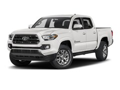 New 2017 Toyota Tacoma SR5 V6 Truck Double Cab For Sale In Rome, GA
