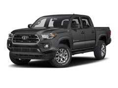 2017 Toyota Tacoma SR5 Double Cab 5 Bed V6 4x4 AT Truck Double Cab