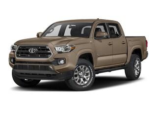 New 2017 Toyota Tacoma SR5 V6 Truck Double Cab Marion