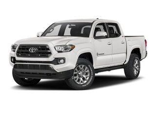 Used 2017 Toyota Tacoma SR5 V6 Truck Double Cab Conway, AR