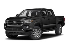 2017 Toyota Tacoma 4x4 Double Cab SR5 Long Bed Pickup Truck