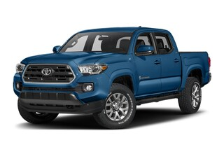 New 2017 Toyota Tacoma SR5 V6 Truck Double Cab serving Baltimore