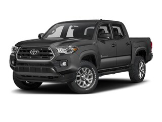 Certified Pre-Owned 2017 Toyota Tacoma SR5 Truck Double Cab for sale near you in Latham, NY