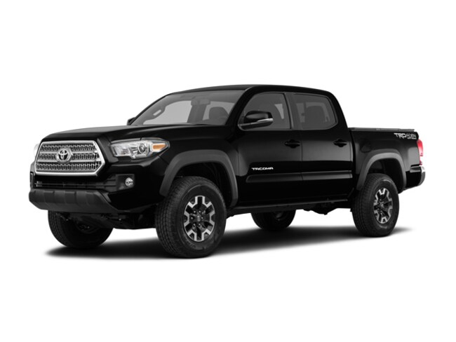 Used 2017 Toyota Tacoma TRD Off Road V6 Truck Double Cab in Savannah