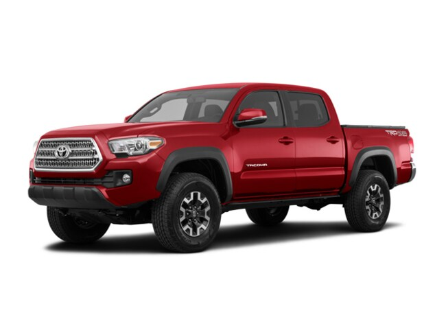 New 2017 Toyota Tacoma TRD Off Road V6 Truck Double Cab For Sale/Lease Oneonta, NY