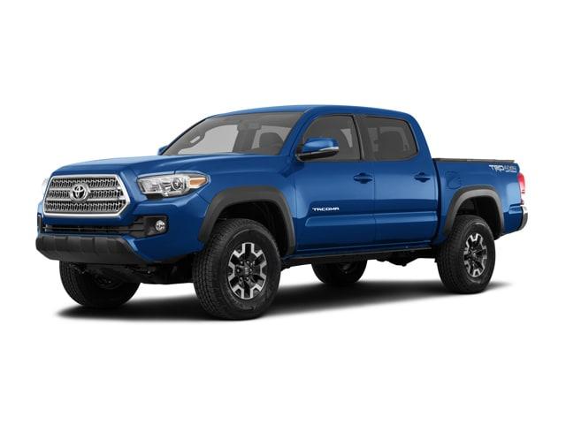 New 2017 Toyota Tacoma TRD Off Road V6 Truck Double Cab Reno