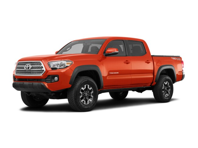 New 2017 Toyota Tacoma TRD Off Road V6 Truck Double Cab Doylestown