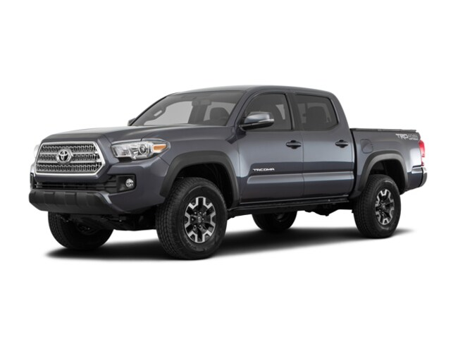 New 2017 Toyota Tacoma TRD Off Road V6 Truck Double Cab for sale in Charlottesville