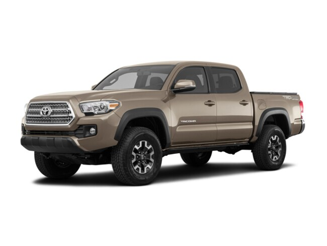 2017 toyota tacoma double cab v6 trd off road for sale autos post. Black Bedroom Furniture Sets. Home Design Ideas