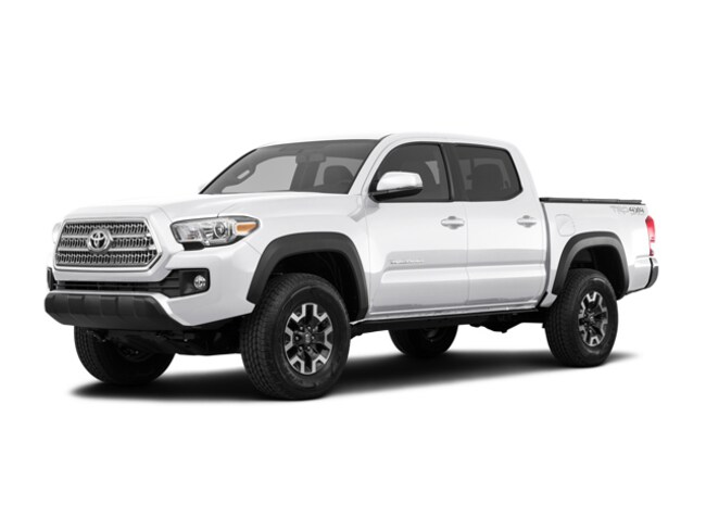 2017 Toyota Tacoma TRD Off Road TRD Off Road Double Cab 5 Bed V6 4x4 AT