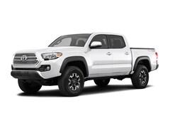 New 2017 Toyota Tacoma TRD Off Road V6 Truck Double Cab Corona