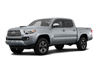 New 2017 Toyota Tacoma TRD Sport V6 Truck Double Cab serving Baltimore