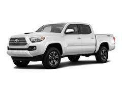 New 2017 Toyota Tacoma TRD Sport V6 Truck Double Cab Corona