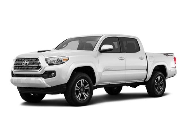 2017 Toyota Tacoma TRD Sport Truck Double Cab Corsicana, TX