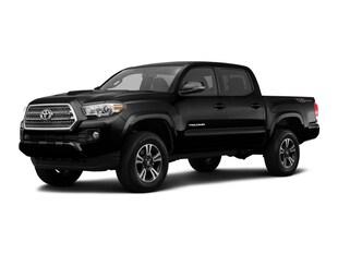 2017 Toyota Tacoma TRD Sport V6 Truck Double Cab 175240