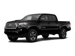 New 2017 Toyota Tacoma TRD Sport V6 Truck Double Cab Boulder