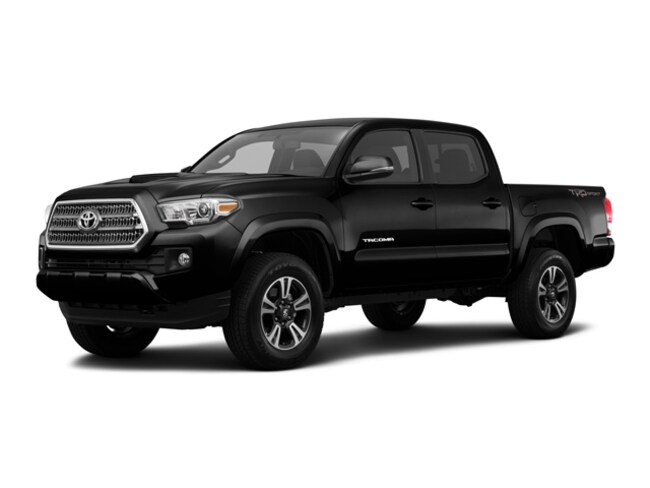 New 2017 Toyota Tacoma TRD Sport V6 Truck Double Cab for sale near Reading