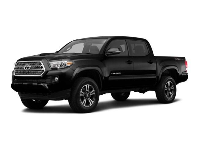 2017 Toyota Tacoma TRD Sport V6 Truck Double Cab