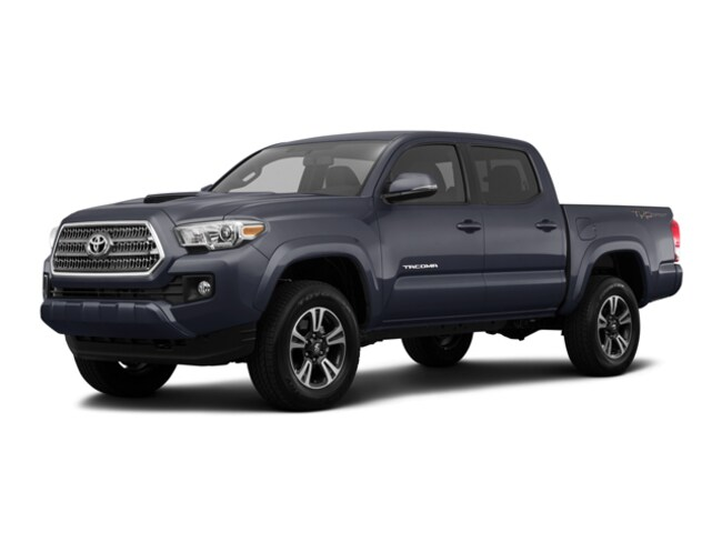 New 2017 Toyota Tacoma TRD Sport V6 4x4 For Sale/Lease Streamwood, IL