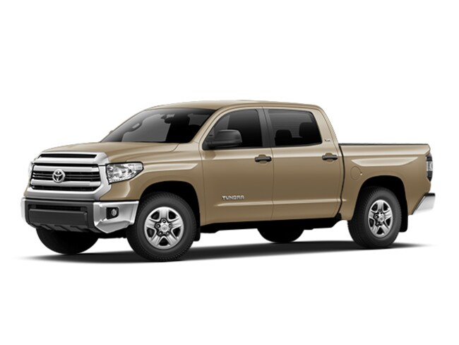Used 2017 Toyota Tundra SR5 Truck CrewMax in Barstow, CA