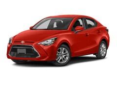 2017 Toyota Yaris iA Base Sedan