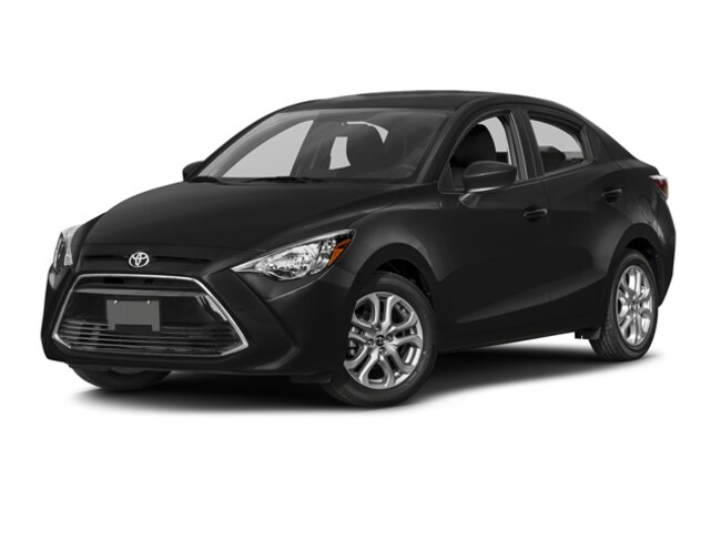 New 2017 Toyota Yaris iA 4-Door Sedan for sale in Charlottesville