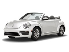 Used 2017 Volkswagen Beetle 1.8T S Convertible for sale