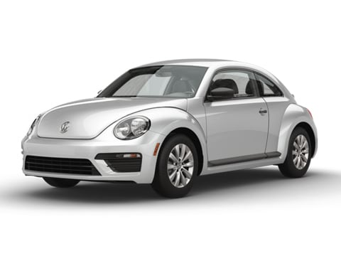 New 2017 Volkswagen Beetle 1.8T SE Hatchback for sale in Grand Rapids, MI