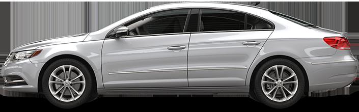 2017 Volkswagen CC Sedan 2.0T Sport