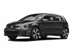 2017 Volkswagen Golf GTI Autobahn Hatchback