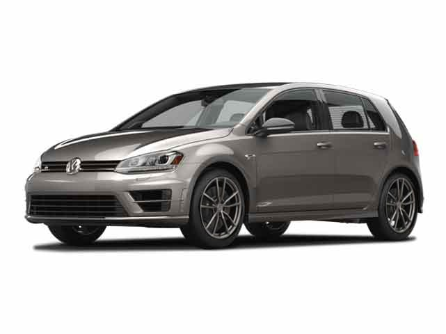 2017 Volkswagen Golf R Hatchback