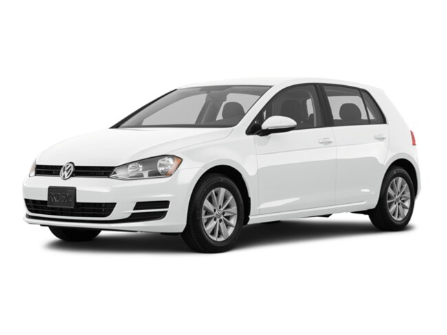 2017 Volkswagen Golf TSI S 4-Door Hatchback