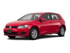 2017 Volkswagen Golf Wolfsburg Hatchback