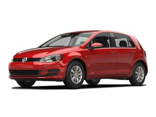2017 Volkswagen Golf TSI S 4-Door (M5) Hatchback