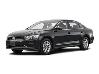 New 2017 Volkswagen Passat 1.8T S Sedan in Tucson