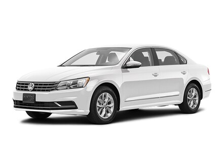 Featured used 2017 Volkswagen Passat 1.8T S Sedan for sale in Cicero, NY