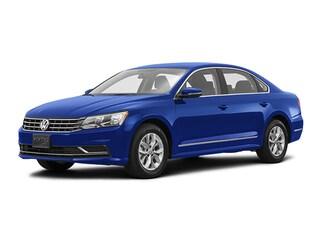 New 2017 Volkswagen Passat 1.8T S Sedan in Dayton, OH