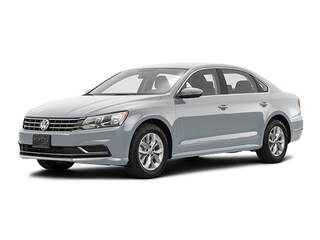 Used 2017 Volkswagen Passat 1.8T S Sedan for Sale in Greenville NC at Joe Pecheles Volkswagen