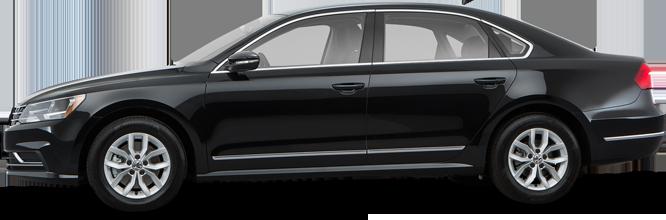 2017 Volkswagen Passat Sedan 1.8T S
