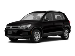Picture of a 2017 Volkswagen Tiguan Limited 4 Motion SUV For Sale in Lowell, MA