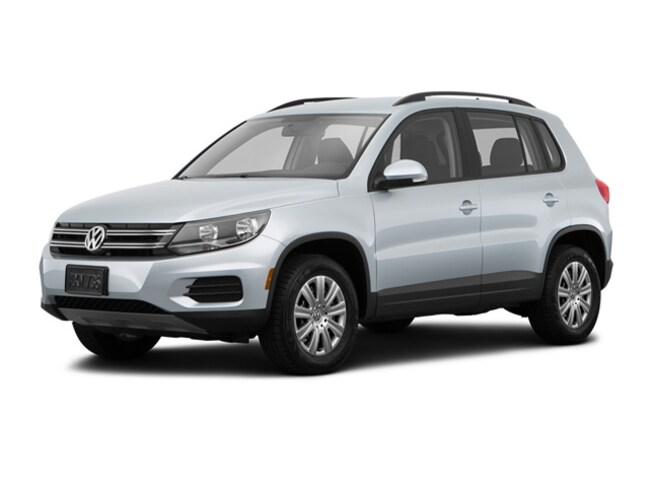 New 2017 Volkswagen Tiguan 2.0T SUV for sale in Fairfield, California