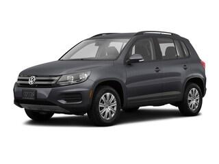 2017 Volkswagen Tiguan Limited 2.0T FWD