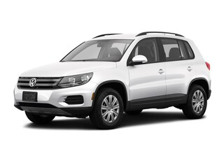 2017 Volkswagen Tiguan Limited 2.0T SUV Front-wheel Drive