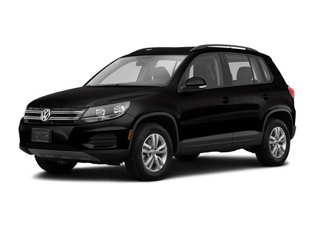 2017 Volkswagen Tiguan SUV