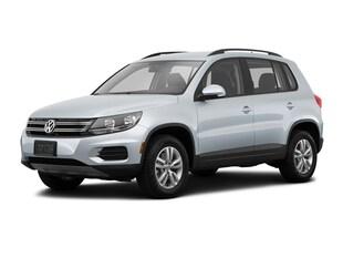 2017 Volkswagen Tiguan 2.0T S SUV