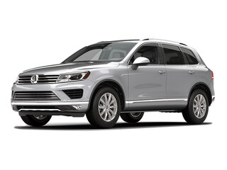 New 2017 Volkswagen Touareg V6 Sport w/Technology 4MOTION SUV in Tucson