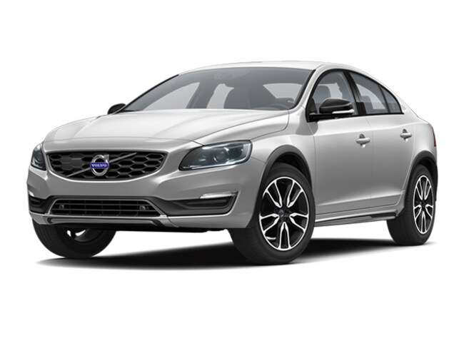 New 2017 Volvo S60 Cross Country T5 AWD Sedan in Wakefield, MA