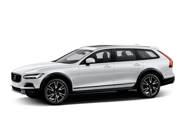 Used vehicle 2017 Volvo V90 Cross Country T6 AWD Wagon for sale in Erie, PA